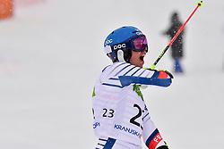 BAUCHET Arthur, LW3, FRA, Men's Giant Slalom at the WPAS_2019 Alpine Skiing World Championships, Kranjska Gora, Slovenia