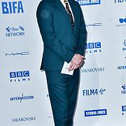 Tom Burke attends the 22nd British Independent Film Awards at Old Billingsgate on December 01, 2019 in London, England.