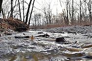 Hall's Creek Nature preserve in Warren County, Ohio