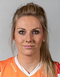 10-05-2018 NED: Team shoot Dutch volleyball team women, Arnhem<br /> Laura Dijkema #14 of Netherlands