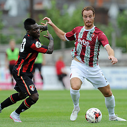 Exeter City v AFC Bournemouth