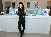 Author and lifestyle blogger Katherine Schwarzenegger shares her ideas for Super Bowl party prep, Tuesday, Jan. 31, 2017, in New York, including helping football-watching fans be prepared for the Halftime #BathroomBreak with Febreze and Charmin. Party hosts should includenew Febreze with OdorClear technology and Charmin Ultra Strong on their shopping lists to help keeptheir bathroom fresh and theirguests feeling clean.   (Photo by Diane Bondareff/Invision for Febreze & Charmin/AP Images)