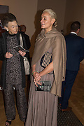 PATRICIA PHILLIPS; KALITA AL SWAIDI, Opening of Abstract Expressionism, Royal Academy, Piccadilly, London, 20 September 2016