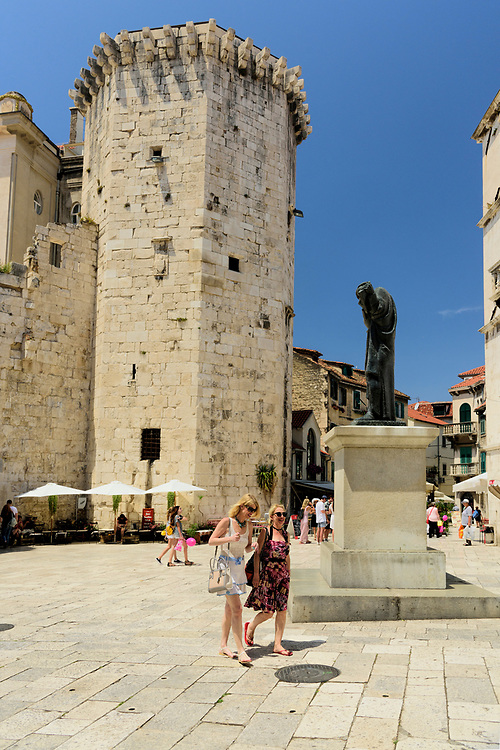 Europe, Balkan, Croatia, Split