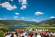 Garrett & Erin's Steamboat Springs Wedding