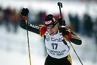 Skiskyting, 15. februar 2003, Verdenscup Holmenkollen, Oslo, Frank Luck, Tyskland