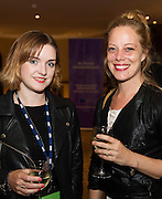 To celebrate 25 Years of MEDIA, The Creative Europe MEDIA Office Galway held the&nbsp;Creative Europe&nbsp;MEDIA Co-Production Dinner&nbsp;in Hotel Meyrick&nbsp;on Thursday the 7th of June as part of The&nbsp;Galway Film Fleadh.&nbsp;<br /> At the event was  R&iacute;oghnach N&iacute; Gheioghair - Samson Films and  Kathryn Guille - (writer). <br /> The networking dinner gives Fleadh goers&nbsp;privileged access to the world's leading film Financiers and a fantastic&nbsp;opportunity to network with European Producers and Film Fair Financiers. &nbsp;Creative Europe MEDIA Office Galway offers comprehensive information on the European Union's Creative Europe Programme, offering advice, support and information on Creative Europe funding support for the audiovisual industries including film, television and games.&nbsp; The regional office is also available to respond to queries by phone or email.&nbsp; In addition to providing one-to-one advice sessions and events throughout the year. &nbsp;<br /> <br /> For further information contact Eibhl&iacute;n N&iacute; Mhunghaile on 091 770728 or via email on&nbsp;eibhlin@creativeeuropeireland.eu&nbsp;<br />  Photo: Andrew Downes XPOSURE