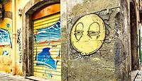 Naples fut d'abord fondee au cours du viie&nbsp;siecle avant notre ere sous le nom de Parthenope par la colonie grecque de Cumes. <br /> Ce premier etablissement fut appele Palaiopolis (la ville ancienne). <br /> Lorsqu'une seconde ville fut fondee vers 500 avant notre ere par de nouveaux colons, cette nouvelle fondation fut appelee Neapolis (nouvelle ville).<br /> Alliee de Rome au ive&nbsp;siecle av.&nbsp;J.-C., la ville conserve longtemps sa culture grecque et restera la ville la plus peuplee de la botte italique et sans aucun doute sa veritable capitale culturelle.<br /> Elle rempla&ccedil;a Capoue comme capitale de la Campanie apres la bataille de Zama, a la suite de la confiscation de citoyennete et des territoires de cette derniere, par son alliance avec Hannibal avant la bataille de Cannes.<br /> Naples possede ainsi l'une des plus grandes concentrations au monde de ressources culturelles et de monuments historiques, jalonnant 2800 ans d'histoire. <br /> Dans le centre historique, inscrit sur la liste du patrimoine mondial de l'Unesco, se rencontrent notamment 448 eglises historiques ainsi que d'innombrables palais historiques, fontaines, vestiges antiques, villas, residences royales.