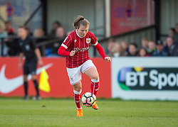 Lauren Hemp of Bristol City Women - Mandatory by-line: Paul Knight/JMP - 28/03/2018 - FOOTBALL - Stoke Gifford Stadium - Bristol, England - Bristol City Women v Birmingham City Ladies - FA Women's Super League