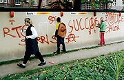 Reclaim the Streets Camden London UK 1998