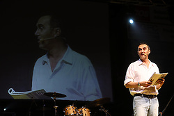 GIUSEPPE GIACOBAZZI A FERRARA<br /> FERRARA 14-03-2014<br /> FOTO FILIPPO RUBIN