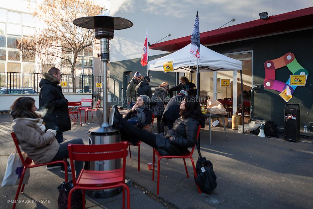 Les salariés de Wam Prodigious en grève