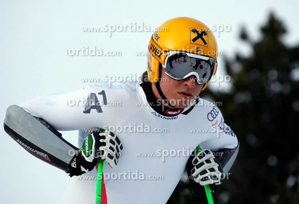 01.02.2013, Turrach, Turracher Hoehe, AUT, OeSV, Training, im Bild Max Franz (AUT)  // during a practice Session of Austrian Ski Team at the Skiarena, Turracher Hoehe, Austria on 2013/02/01. EXPA Pictures © 2012, PhotoCredit: EXPA/ Oskar Hoeher