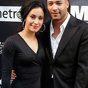 NLD/Amsterdam/20120522 - Premiere Men in Black 3, Everon Jackson Hooi en ?????.