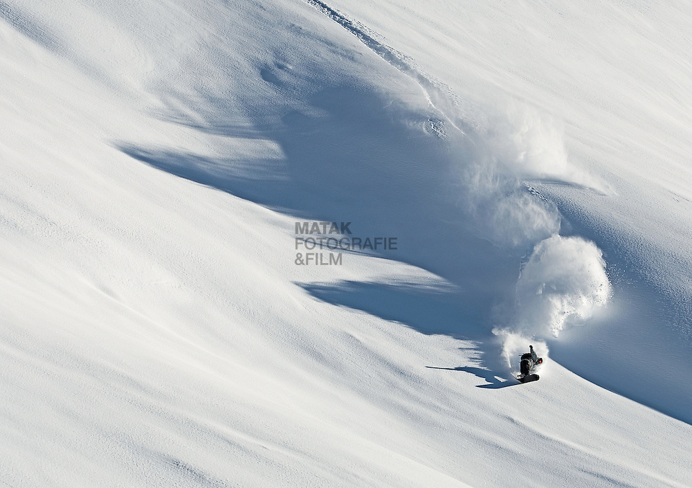 FREERIDE, Snowboard, Jimmy Kickenweiz, Snowboard, Lech, Arlberg