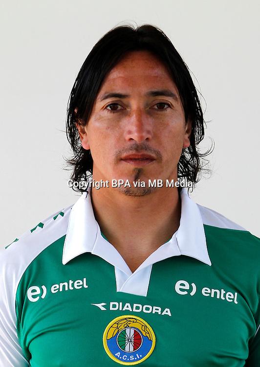 Chile Football League Serie A  /<br /> ( Audax Italiano ) - <br /> Cristian Oviedo