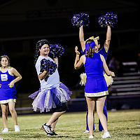 10-12-17 Berryville Jr High Cheerleaders - Gravette