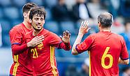 Spain v South Korea 010616