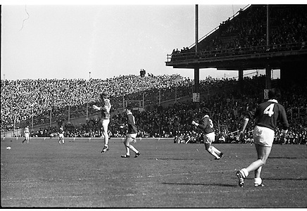 Minor Football Final, Galway v Kerry.27.09.1970
