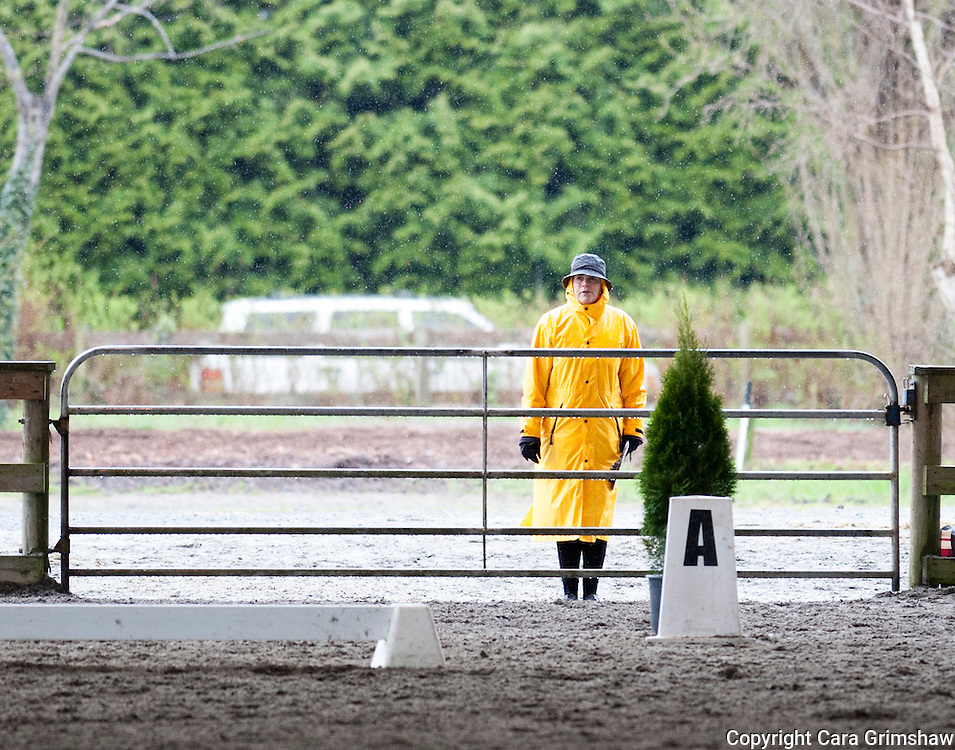 Southlands Riding club, Vancouver BC.<br /> Dressage % Days