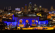Kansas City, Missouri architecture and skyline. Photo by Colin E. Braley