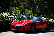 August 16-20, 2017: Ferrari California