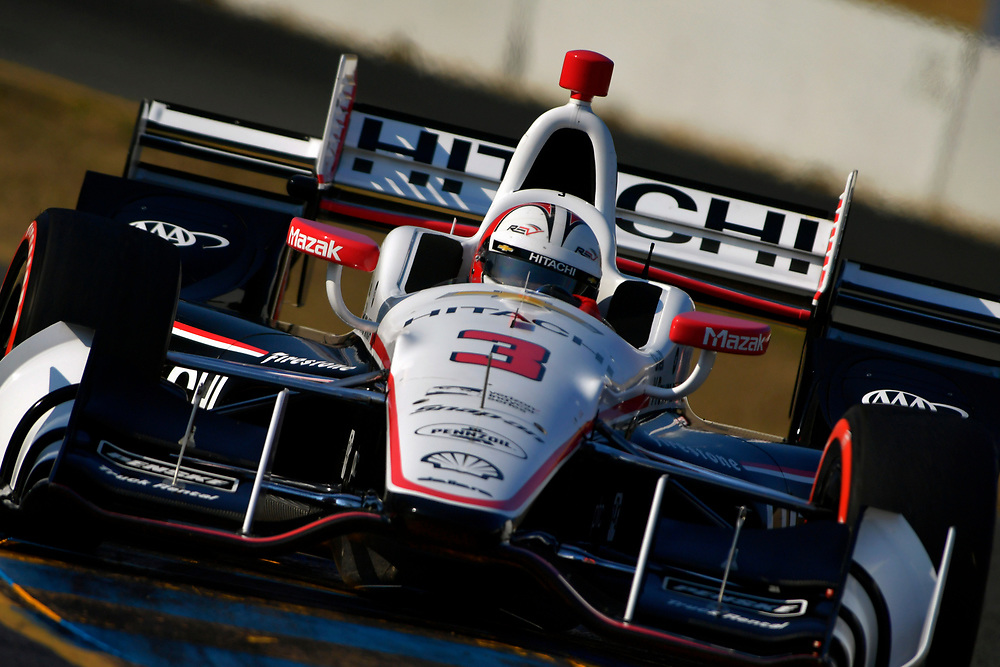 Verizon IndyCar Series<br /> GoPro Grand Prix of Sonoma<br /> Sonoma Raceway, Sonoma, CA USA<br /> Saturday 16 September 2017<br /> Helio Castroneves, Team Penske Chevrolet<br /> World Copyright: Scott R LePage<br /> LAT Images<br /> ref: Digital Image lepage-170916-son-10591