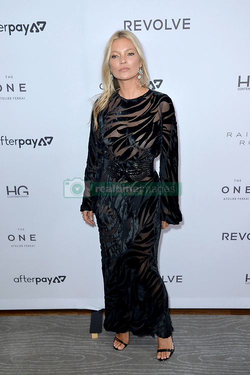 September 5, 2019, New York, NY, USA: September 5, 2019  New York City..Kate Moss attending The Daily Front Row Fashion Media Awards arrivals on September 5, 2019 in New York City. (Credit Image: © Kristin Callahan/Ace Pictures via ZUMA Press)