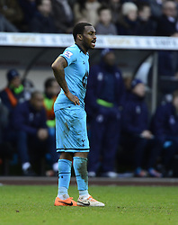 Tottenham Hotspur's Danny Rose - Photo mandatory by-line: Joe Meredith/JMP - Tel: Mobile: 07966 386802 19/01/2014 - SPORT - FOOTBALL - Liberty Stadium - Swansea - Swansea City v Tottenham Hotspur - Barclays Premier League
