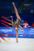 Ana Luiza Filiorianu was born in July 10, 1999 in Bucharest. She is a very good Romanian individual rhythmic gymnast.<br /> At the 2017 World Championships in Pesaro Ana Luiza finished 14th in the all-around final, she did not advance into any finals.