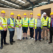 29.05.2018.       <br /> Clenn Construction Traineeships. Picture: Alan Place
