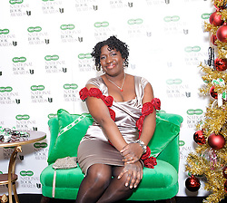 Dorothy Koomson during the Specsavers National Book Awards 2012, Central London, Great Britain, December 4, 2012. Photo by Elliott Franks / i-Images.