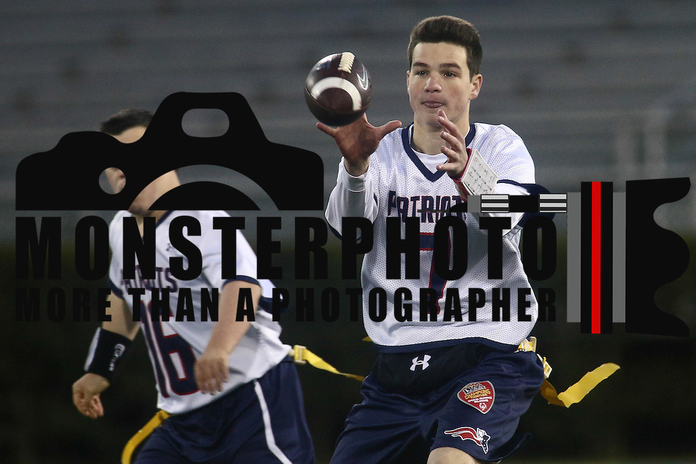 Special Olympics DIAA Unified Flag Football Championship game, Newark Charter defeated McKean 35-28 Saturday, Dec. 03, 2016 at Delaware Stadium in Newark.