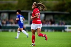 Abi Harrison of Bristol City - Mandatory by-line: Ryan Hiscott/JMP - 29/09/2019 - FOOTBALL - SGS College Stoke Gifford Stadium - Bristol, England - Bristol City Women v Chelsea Women - FA Women's Super League