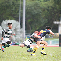 PESEB, Thursday, February 28, 2013 &ndash; Anglo-Chinese School (Barker Road) got their second win when they beat St Joseph&rsquo;s Institution (SJI) 19-13 in the National B Division Rugby Championship.<br />