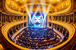 SPINS XI Nogometna Gala 2019 event when presented best football players of Prva liga Telekom Slovenije in season 2018/19, on May 19, 2019 in Slovene National Theatre Opera and Ballet Ljubljana, Slovenia. Photo by Vid Ponikvar / Sportida