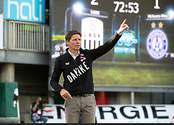 26.05.2019, TGW Arena, Pasching, AUT, 1. FBL, LASK vs FK Austria Wien, Meistergruppe, 32. Spieltag, im Bild Trainer Oliver Glasner (LASK) // during the tipico Bundesliga master group 32th round match between LASK and FK Austria Wien at the TGW Arena in Pasching, Austria on 2019/05/26. EXPA Pictures © 2019, PhotoCredit: EXPA/ Reinhard Eisenbauer