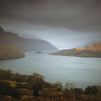 Loch Lomond from Ardleish