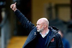 Fleetwood Town manager Uwe Rosler acknowledges the away support - Mandatory by-line: Matt McNulty/JMP - 04/05/2017 - FOOTBALL - Valley Parade - Bradford, England - Bradford City v Fleetwood Town - Sky Bet League One Play Off Semi Final 1st Leg
