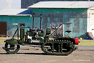 1920'2 Yuba 10-20 Tractor restored by Ted Billups of Grangeville Idaho