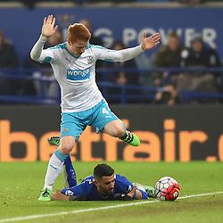 Leicester v Newcastle   Premier League   14 March 2016