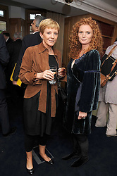 Left to right, ANNE ROBINSON and her daughter EMMA WILSON at the Spectator Summer Party held at 22 Old Queen Street, London SW1 on 3rd July 2008.<br />