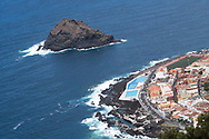 garachico tenerife canary islands spain