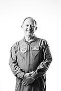 Kim Mortensen<br /> Air Force<br /> O-5<br /> Pilot C-141<br /> Bosnia, Grenada, Vietnam, Desert Storm, Kosovo<br /> May 1971 - Feb. 2002<br /> <br /> Veterans Portrait Project<br /> Philadelphia, PA
