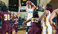 2014-15 A&T Women's Basketball vs Bethune-Cookman