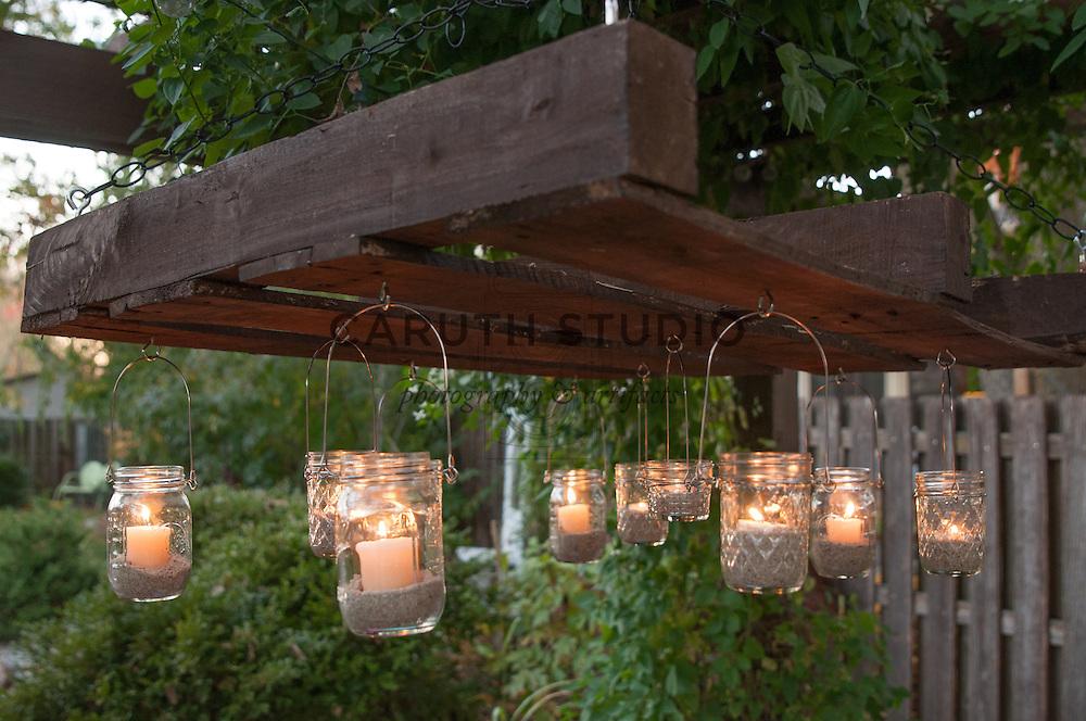 Pallet lighting project