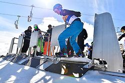 NESS Manuel, SB-LL2, GER, Snowboard Cross at the WPSB_2019 Para Snowboard World Cup, La Molina, Spain