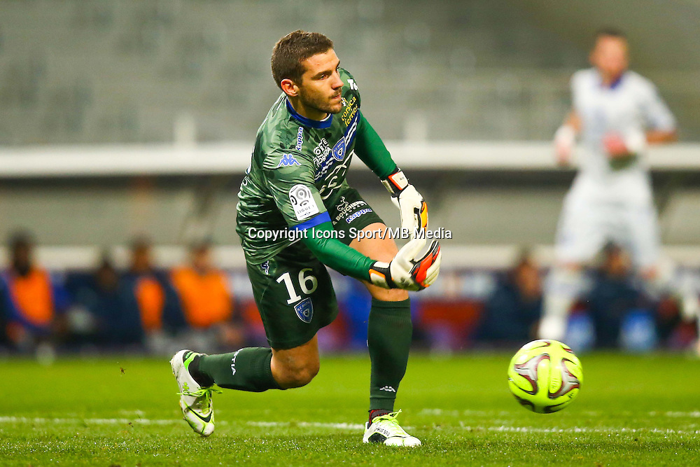 Jean Louis Leca  - 17.01.2015 - Toulouse / Bastia - 21eme journee de Ligue 1<br /> Photo : Manuel Blondeau / Icon Sport