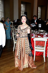 ELEONORA BEKOVA-STRAVINSKY at the 13th annual Russian Summer Ball held at the Banqueting House, Whitehall, London on 14th June 2008.<br /><br />NON EXCLUSIVE - WORLD RIGHTS