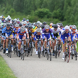 Olympia's Tour etappe Rhenen-Alkmaar passage Stichtse Brug